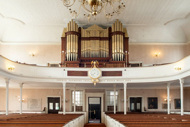 First Church in Roxbury