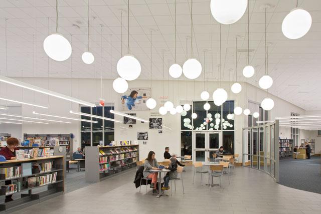 Framingham Public Library, Christa McAuliffe Branch