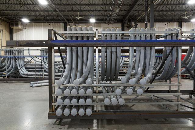 Edward G. Sawyer Company, Inc. Prefabrication Facility