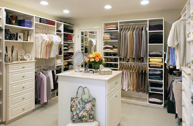 Closet Solutions at 19 Southfield Ct., Needham MA