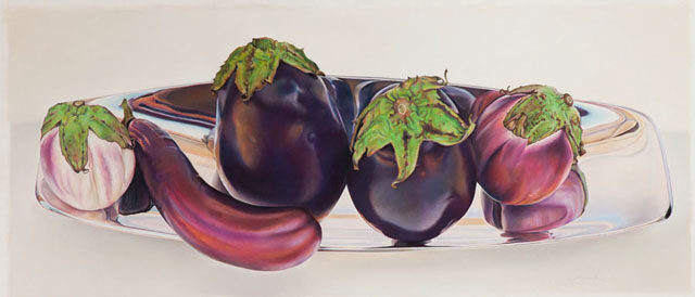 "Reproduction of ""Eggplants V"""