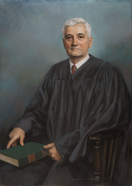 Chief Justice Warner