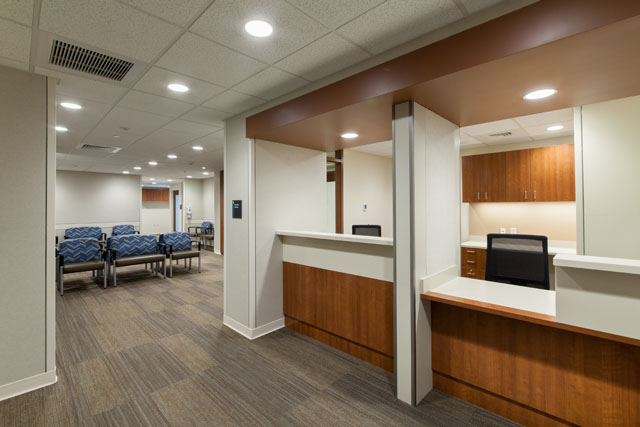 Emerson Hospital Cancer/Infusion Center (Phase 1)