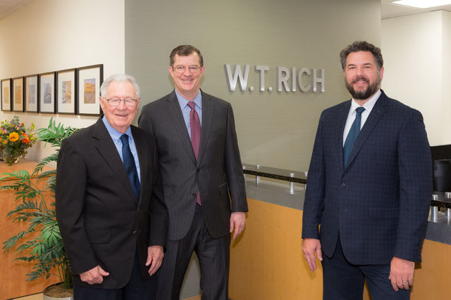 W.T.Rich Executive Management