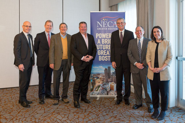 NECA Boston - 75 Year NECA Chapter Award Meeting
